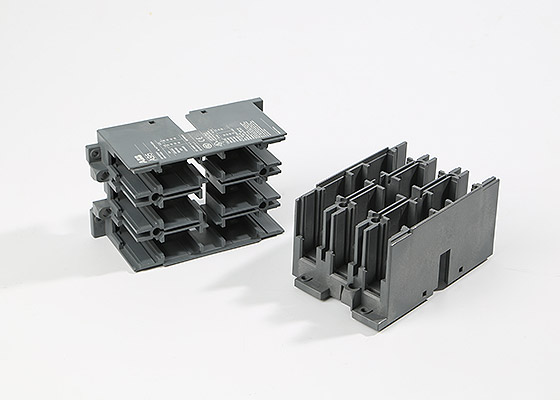 Power supply heat sink parts